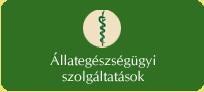 Állategészségügyi szolgáltatások